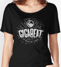 GIGABEAT VINTAGE LOGO Women's Relaxed Fit T-Shirt