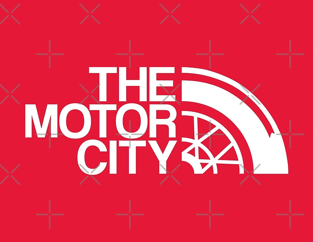 The Motor City by thedline