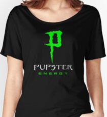 Pupster Energy Women's Relaxed Fit T-Shirt