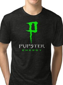Pupster Energy Tri-blend T-Shirt
