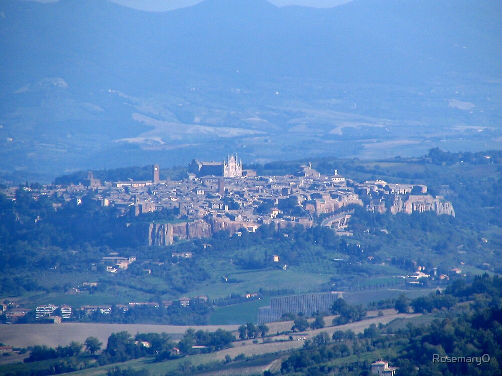 Orvieto by RosemaryO
