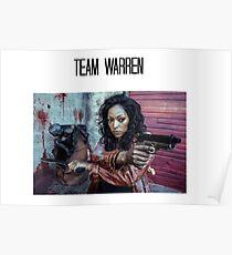 Team Warren Poster