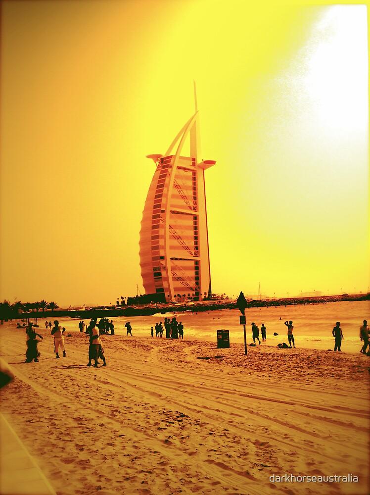 Burj Alarab by darkhorseaustralia