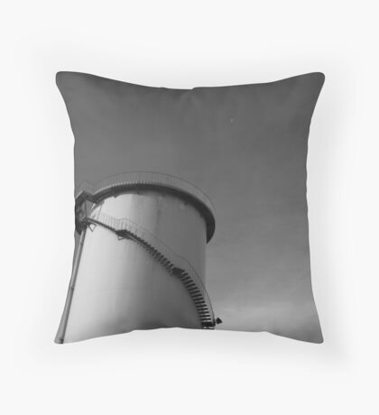Paper Mill v.1 Throw Pillow