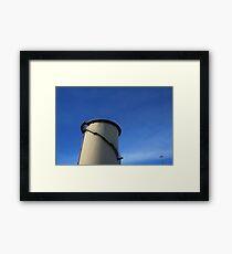 Paper Mill v.2 Framed Print