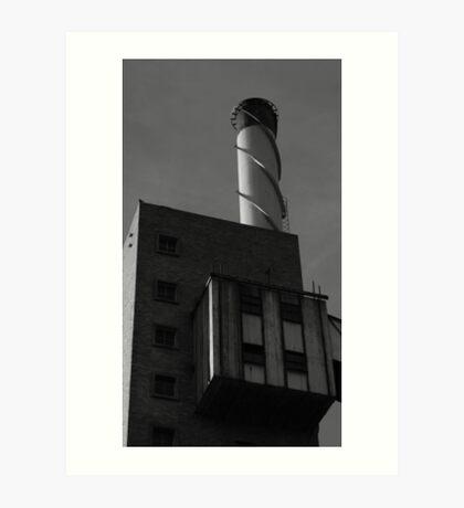 Paper Mill v.3 Art Print