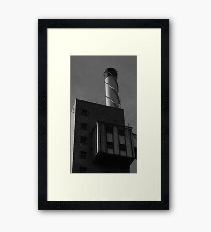 Paper Mill v.3 Framed Print