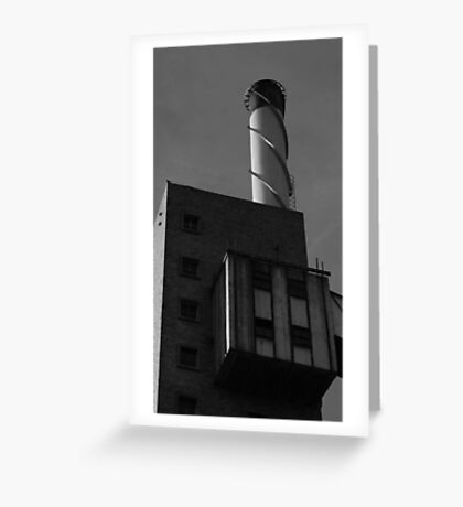 Paper Mill v.3 Greeting Card