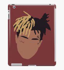 XXXTENTACION Minimal Design - Red iPad Case/Skin