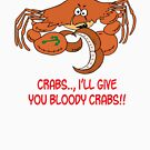What do you mean, crabs? by Tim Mellish
