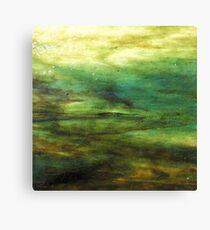 Tidal Fracture  Canvas Print