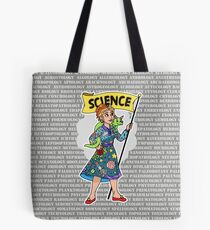Hop on the Magic SChool Bus Tote Bag