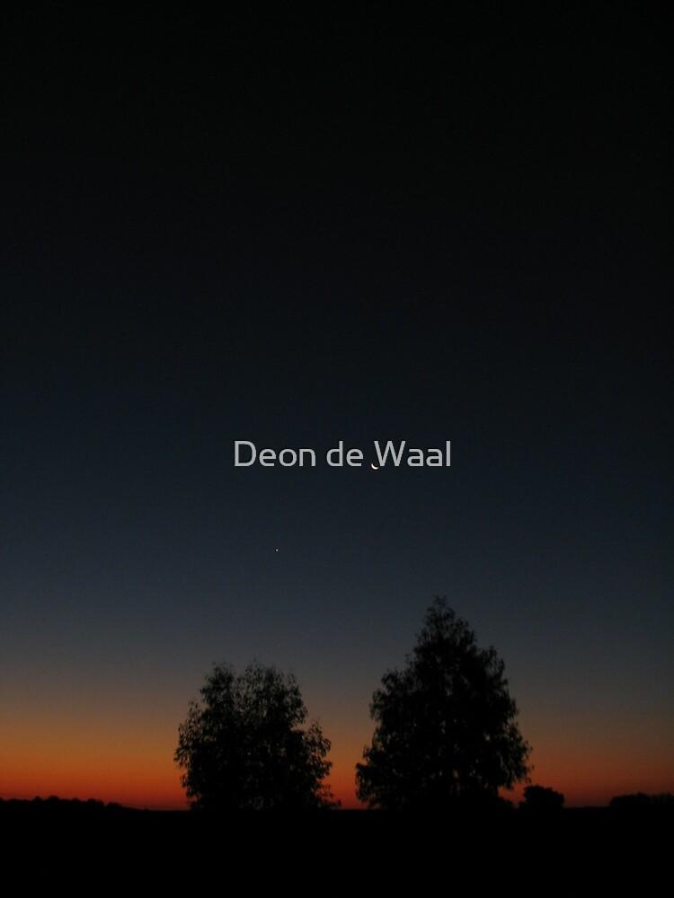 Moontree by Deon de Waal