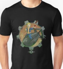 Nuka Cola Nuke Unisex T-Shirt
