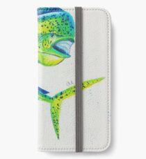 Deep Sea Dorado iPhone Wallet/Case/Skin