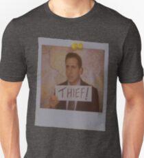 Michael Scott Thief T-Shirt