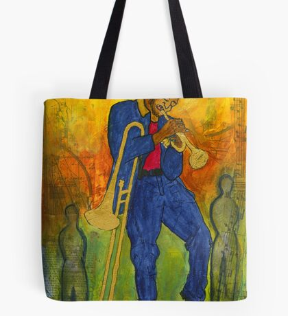 Man of Many Talents Tote Bag