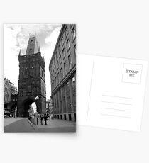 Prague Postcards