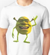 Shrek Mike Wazowski T-Shirt