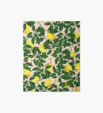 Lemonade II #redbubble #decor #buyart Art Board