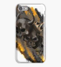 Three Skulls iPhone Case/Skin