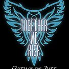 Path of the Just - Together We Rise by S. Daniel McPhail