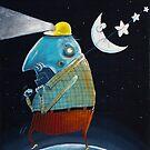Catch the moon by Neil Elliott