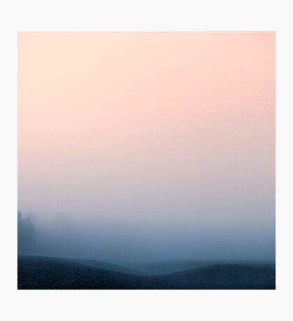 Hidden in the Mist Photographic Print
