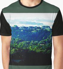 *Inside Tower Hill, Vic. Australia* Graphic T-Shirt