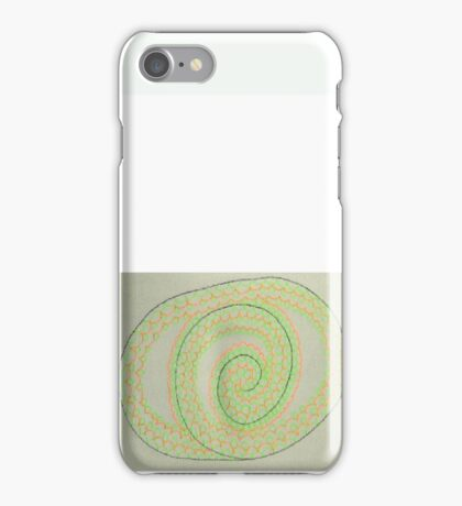 Coiled Snake iPhone Case/Skin