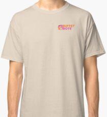 Buffet Boys  - Dunkin' Donuts Logo Classic T-Shirt