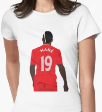 Mane 19 Women's Fitted T-Shirt