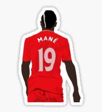 Mane 19 Sticker