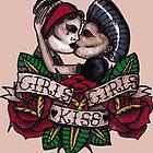 Girls Kiss Girls by Brieana