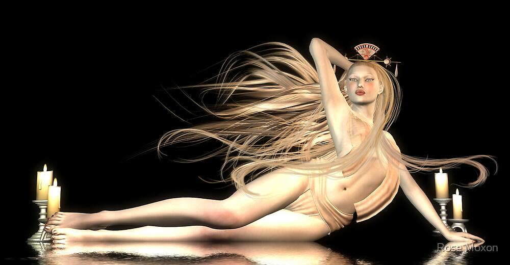Pale Beauty by Rose Moxon