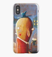 Pupacino iPhone Case/Skin