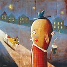 Pupacino by Neil Elliott