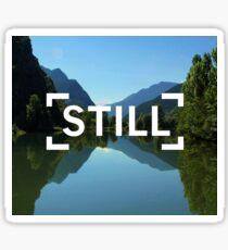 Still Sticker