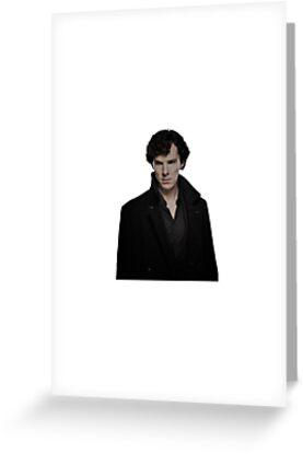 Sherlock Holmes/Benedict Cumberbatch by mylollyjar