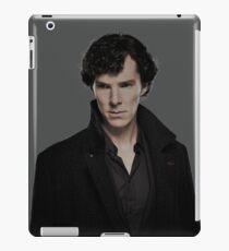 Sherlock Holmes/Benedict Cumberbatch iPad Case/Skin