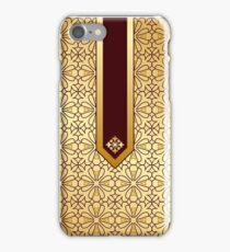 Luxury gold background iPhone Case/Skin