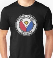 Republika ng Pilipinas Unisex T-Shirt