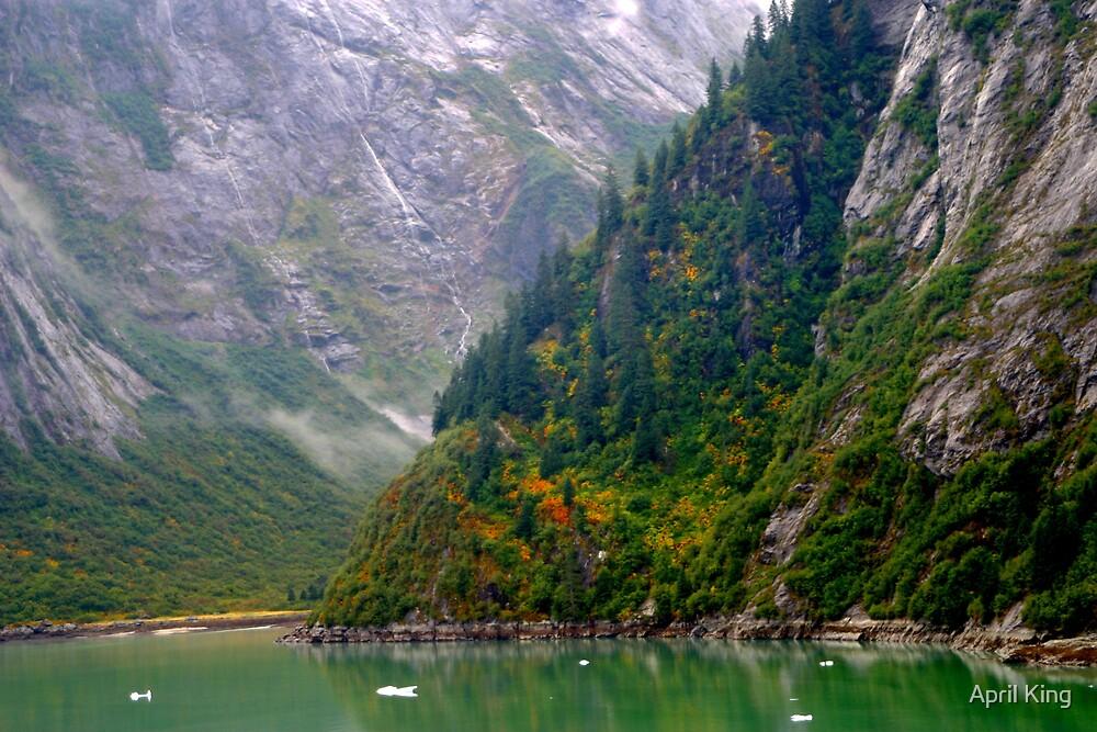 Alaskian Fjord by April King