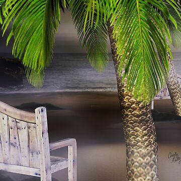 Stormy Beach by CrazyDreamer1
