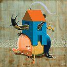 Slug House by Neil Elliott