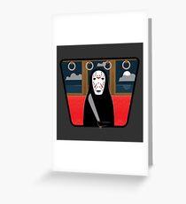 Spirited Friday Greeting Card