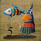 The number of the fish by Neil Elliott