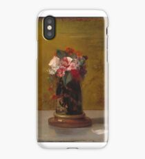 Vase of Flowers  John La Farge iPhone Case/Skin