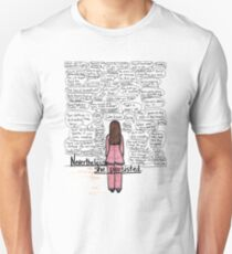 she persisted Slim Fit T-Shirt