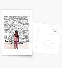 she persisted Postkarten